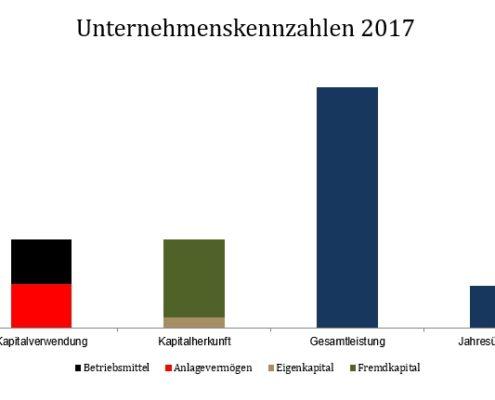 Rentas Controllingsoftware Update 2017 Diagramm Unternehmenskennzahlen