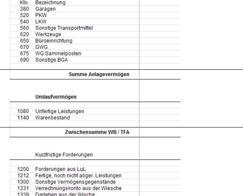 Rentas Controllingsoftware Update 2017 Neue Tabellen Ford_Verb