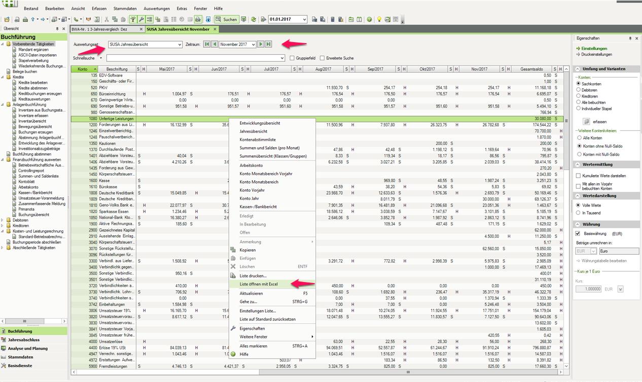 Datev_Saldenliste_Excel_Export_Rentas